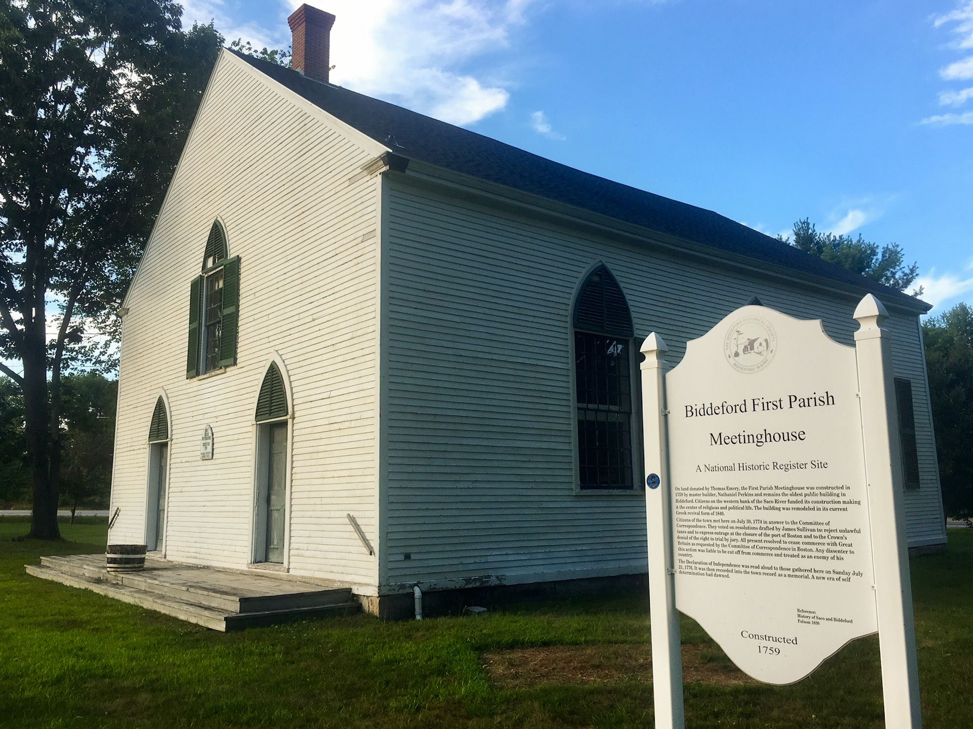 First Parish Meetinghouse