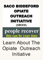 Saco Biddeford Opiate Outreach Initiative