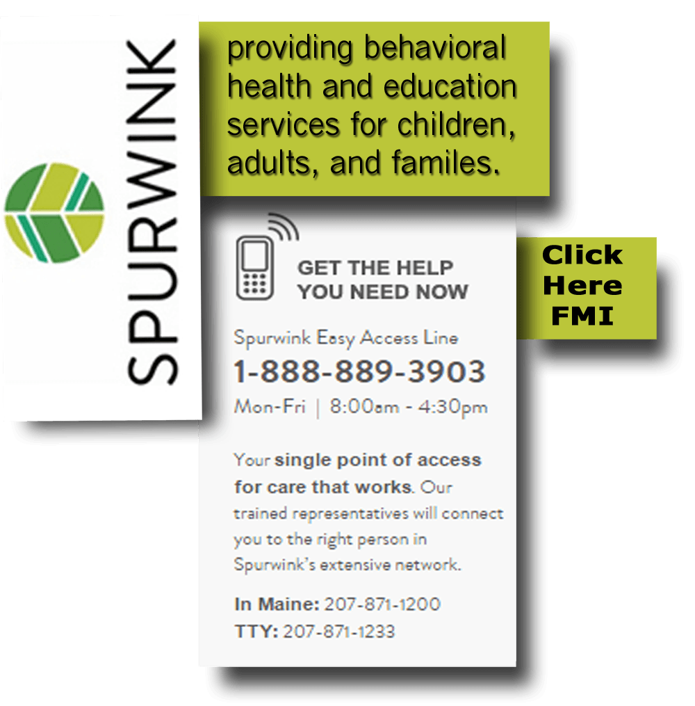Spurwink - Behavioral Health and Education Services in Maine